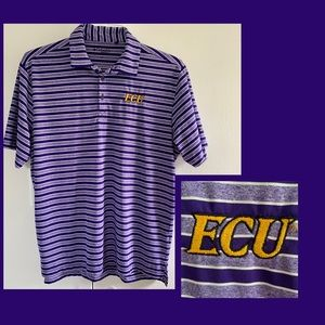 COLUMBIA Eastern Carolina University Golf Polo